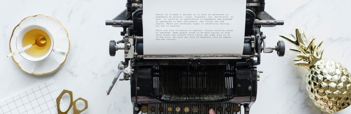 kreativ i ditt skrivande