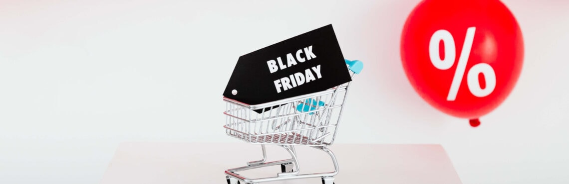 Black Friday varukorg